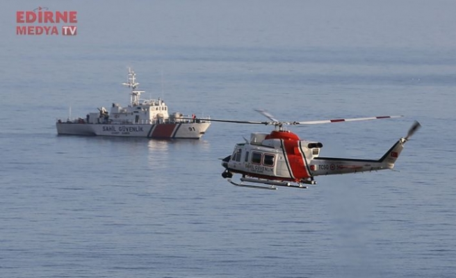 Teknenin yeri tespit edildi