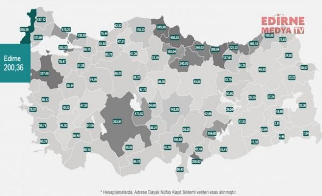 Edirne'nin suçu ne?