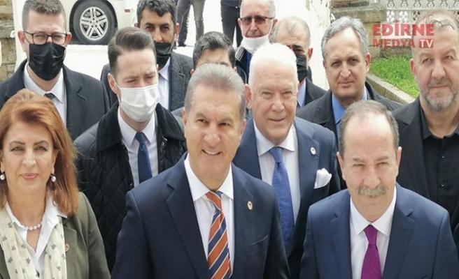 Sarıgül, Edirne'de