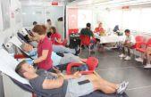 Kan bağışı tırı Keşan'da