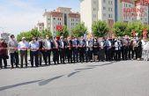 CHP Yönetiminden Başkan Gürkan'a tam destek
