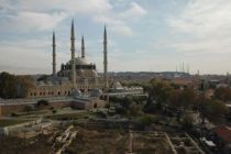 Avrasya Yolu'nda Edirne de var