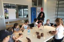 Çocuklara sanat eğitimi