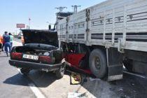 Korkunç kaza: 1 ölü, 3 yaralı !