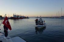 84 düzensiz göçmen yakalandı