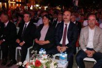 Demokrasi ve Milli Birlik gününde buluştular