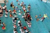 Kur'an kurslarında trafik eğitimi