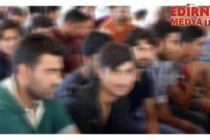 421 düzensiz göçmen yakalandı