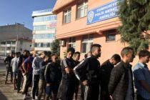 35 düzensiz göçmen yakalandı