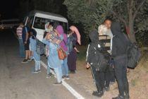 103 düzensiz göçmen yakalandı