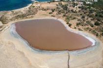 "Bu göl ""Pembe"""