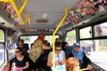 Minibüste nostaljik yolculuk