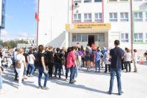 Öğrenci velilerinden protesto