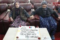 Çalgılı, pastalı kutlama