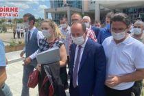 Gürkan'ı duruşmada yalnız bırakmadılar