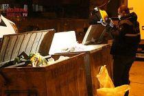 Çöp konteynerinde bulunan bebek öldü