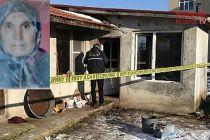 Evde çıkan yangında hayatını kaybetti
