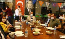 AK Parti'ye geçti