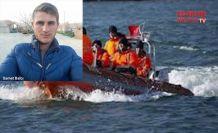 Tekneden düşen balıkçı aranıyor