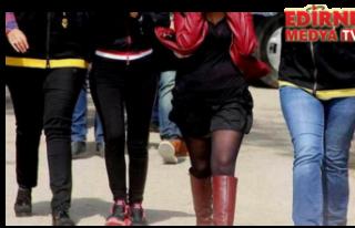 Kızına fuhuş yaptıran kadın tutuklandı