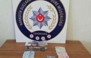 Uyuşturucu operasyonunda 11 kişi yakalandı