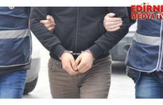 PKK üyesi sınırda yakalandı