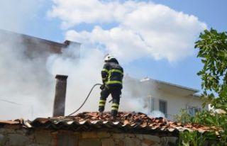 Kıbrıs gazisinin evi nasıl yandı ?