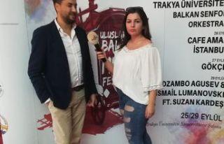 Edirne Balkan Müzik Festivaline hazırlanıyor