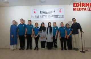 Öğrencilerden 15 Temmuz klibi