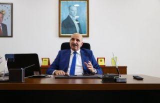 """""""Tekirdağ'ı kültür başkenti yapacağız"""""""