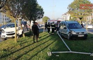 Komaya girdi; 3 kişi yaralandı