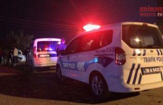 Polis ekiplerine saldırdılar!