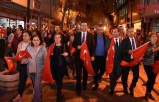 Şarköy'ün kurtuluşunun 97. yıl dönümü...