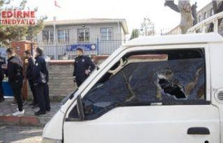 Silahlı saldırıda 2 kişi yaralandı!