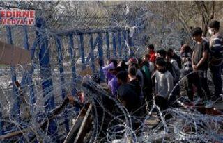 16 gündür sınırda bekliyorlar