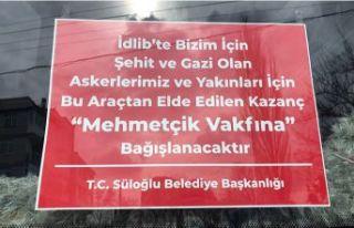 Süloğlu Belediyesinden anlamlı kampanya