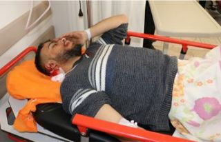 Yaralanan göçmenler tedavi ediliyor