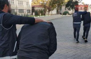 2 zanlı tutuklandı