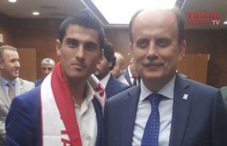 """""""Amatör Futbola katkı vermektedir."""""""