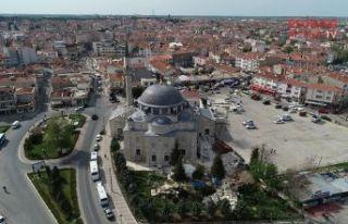 Selimiye denemesi bu camide yapıldı