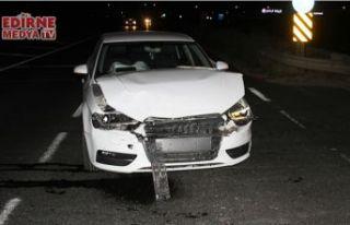 Feci kazada 10 kişi yaralandı