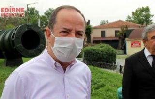 Gürkan: En büyük sorumluluk vatandaşın