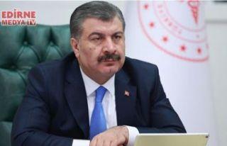 Sağlık Bakanı korkutan rakamları açıkladı