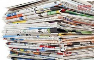 Yerel Gazeteler nerelerde yasaklandı?