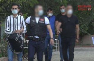 Fuhuş operasyonunda tutuklandılar