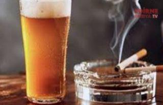 Sigara ve alkole vergi zammı geldi!