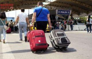 Yurt dışına göç artarak devam ediyor