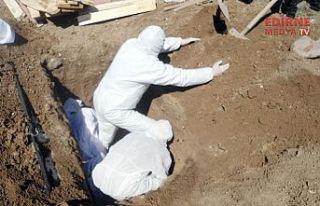 Edirne'de ölüm rakamları korkutuyor