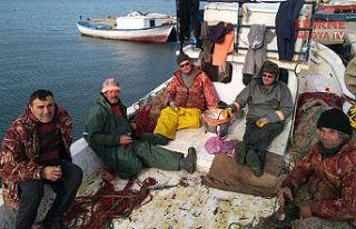 Enez'li balıkçılar mutsuz