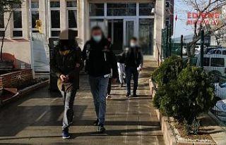 Uyuşturucu operasyonunda yakalanan 3 zanlı tutuklandı